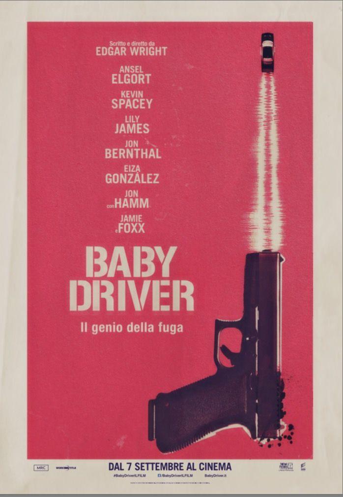 #BabyDriver: leggi la scheda film e il trailer della pellicola di #EdgarWright dal #7settembre al #cinema: http://www.ecodelcinema.com/baby-driver-trama-trailer.htm