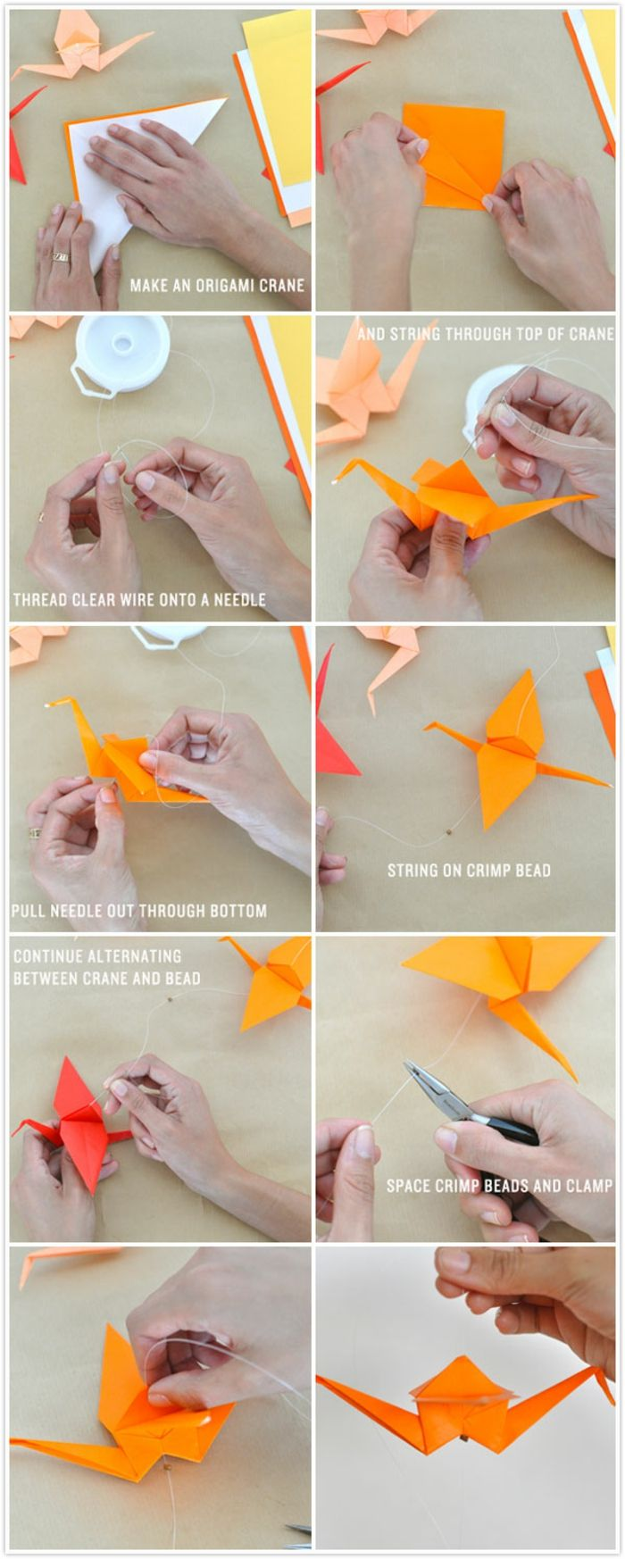 Faire Livre Pour Faire Des Objets De Decoration En Origami