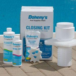 Winterizing Closing Kit Instructions Pool Pinterest Swimming Pools Diy Pool And Ground