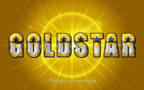 Goldstar - Michelle Carter version (Booster Gold International) Wallpaper
