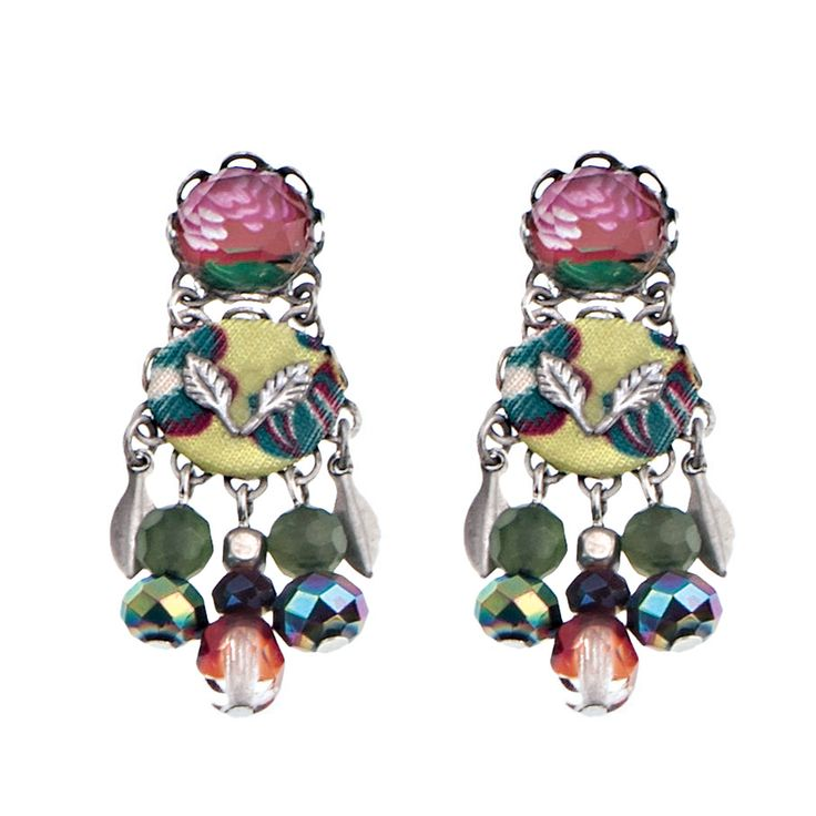 Multi Coast Monica Earrings | Ayala Bar Hip Collection – Winter 2015/16
