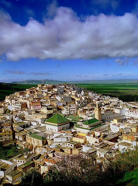Moulay Idriss - Marruecos, Morocco