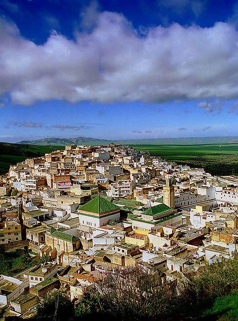 Moulay Idriss - Marruecos, Morocco