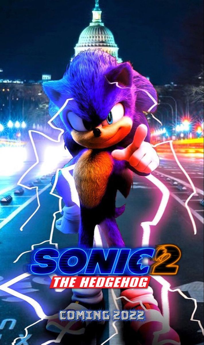 Sonic The Hedgehog 2 In 2020 Hedgehog Movie Sonic The Movie Sonic