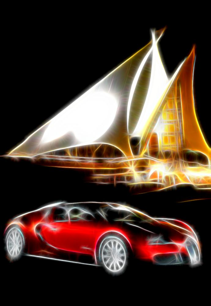 neon bugatti for pinterest - photo #22
