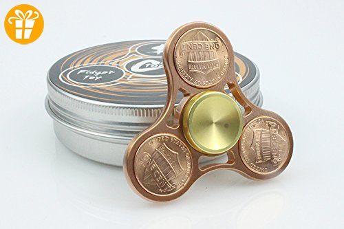 Sunnytech 1zappeln Spinner Spielzeug EDC Exquisite Hand Spinner DIY Puzzels für ADHD Angst Langeweile HS69–1 - Fidget spinner (*Partner-Link)