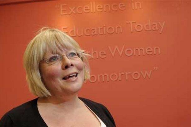 Jane Hattatt [2008 Lordswood Girls' School, Birmingham].