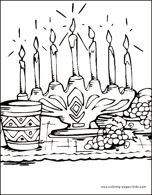 Free Kwanzaa Coloring Book printables | Kwanzaa color page, holiday coloring pages, color plate, coloring ...