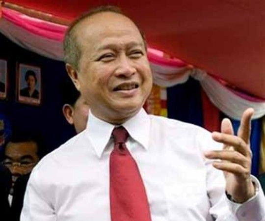 His Royal Highness Prince Norodom Ranariddh of Cambodia. Prince Norodom Ranariddh, born 2 January 1944, is the second son of former King Norodom Sihanouk of Cambodia and a half-brother of the current king, Norodom Sihamoni.