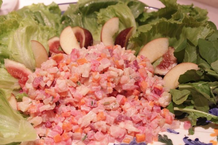 Salada Arco-íris by Segredos da Tia Emília. .:: Segredos da Tia Emília ::..