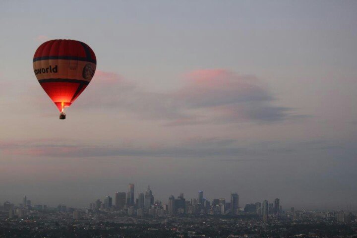 Melbourne :-)