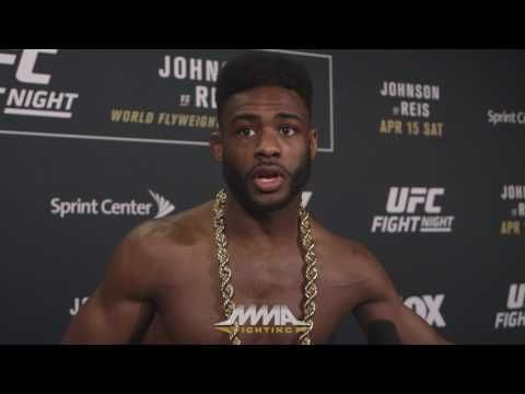 MMA UFC on FOX 24: Aljamain Sterling Forced to Change Style Due to 'Lack of Knowledge' From Judges