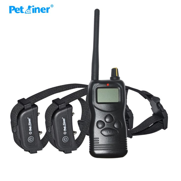 Petrainer 900B-2 New Rechargeable waterproof 2 Dog Training shock Collar for dog #Affiliate