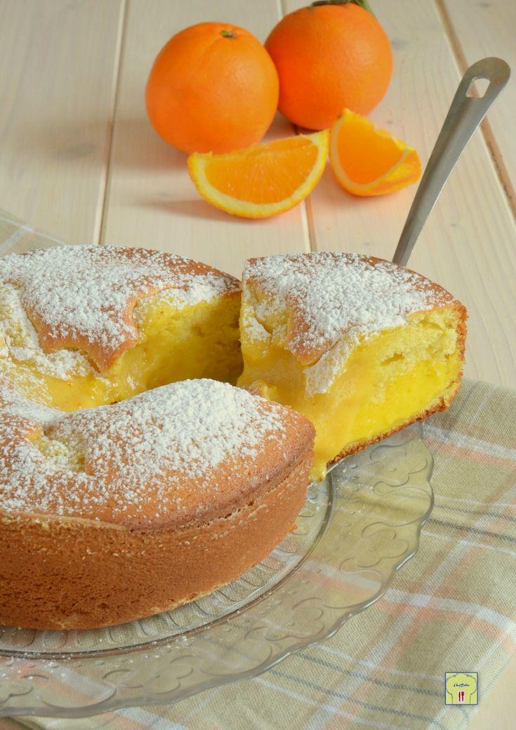 torta nua all' arancia gp