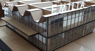PROJEKT PRAGA | FUTU TV  Na gorący temat losów tymczasowej siedziby Muzeum Sztuki Nowoczesnej w Warszawie, czyli pawilonu Emilia, a także o innych projektach, rozmawiamy z architektami ze studia Projekt Praga - Karoliną Tunajek i Marcinem Garbackim.