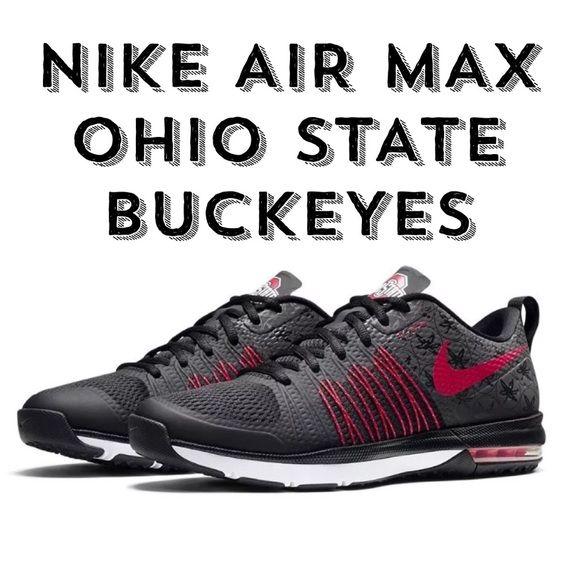 huge discount 374b8 170ab ... Lunar TR1 Ohio State Buckeyes Shoes NIB Nike Air Max OSU Sneakers Brand  new, never worn, in original box!