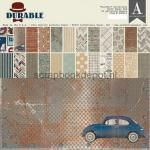 Durable - Paper Pad 12x12