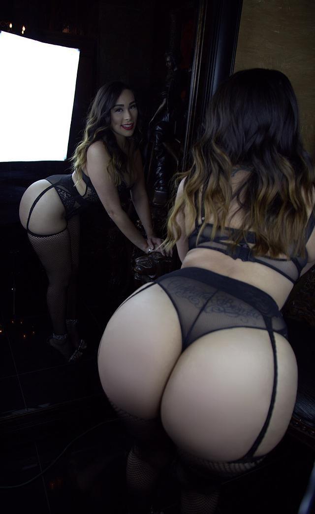 big boob stiletto