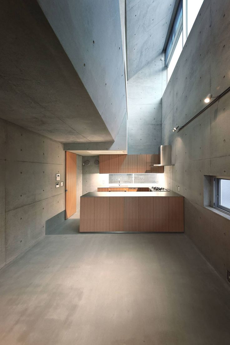 TKR is a minimal home located in Tokyo, Japan, designed by Atelier Salt. (9)