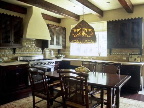 Western Kitchen Decor Kitchen A