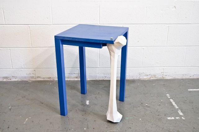 Femur Table - Kevin Byrd A
