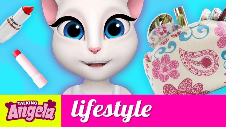 What's in My Bag - Backpack Edition xo, Talking Angela  I could survive for a month in the jungle with only the things that are in my bag atm!  #TalkingAngela #MyTalkingAngela #LittleKitties #TalkingFriends #crush #YouTube #bag #video