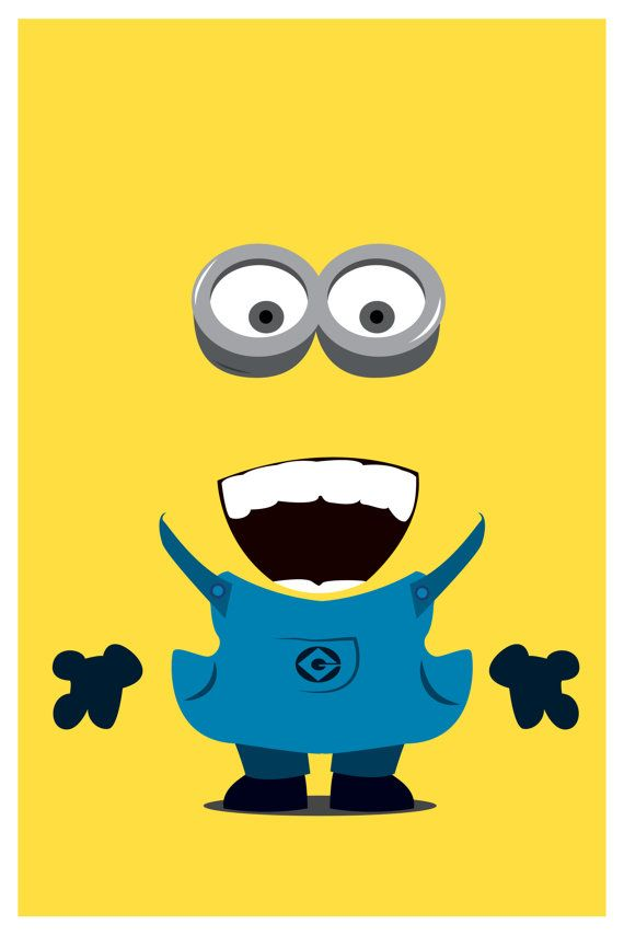 Minions+Poster+set++Despicable+Me+2+poster+by+SPACEBARdesigns,+$37.00
