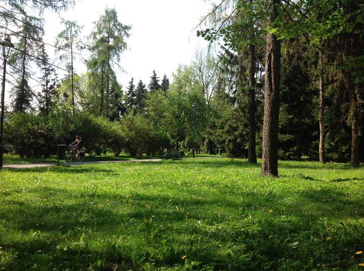 Park Jordana in Kraków, Województwo małopolskie