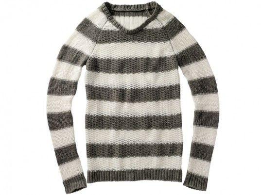 M. Patmos x Club Monaco USA made cashmere sweaters