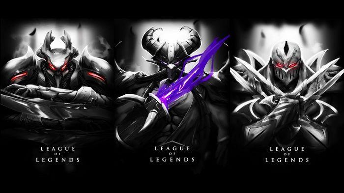 League Of Legends Nocturne Kassadin Zed Wallpaper Wukong League Of Legends League Of Legends League Of Legends Wallpapers Desktop wallpaper league of legends hd