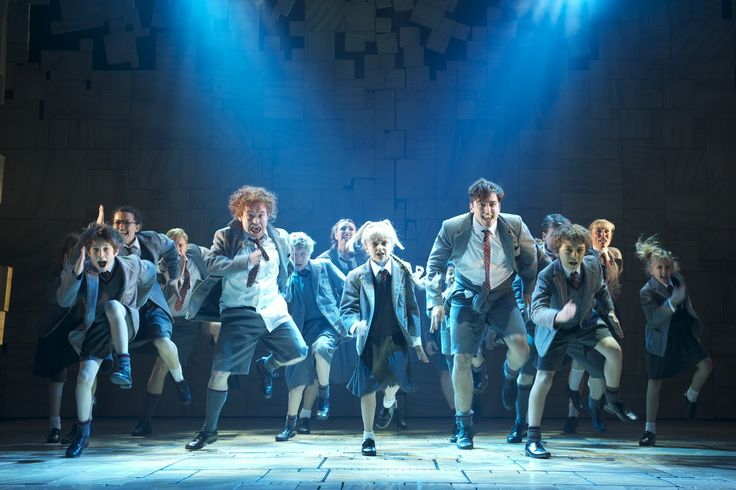 #Matilda the Musical #Theatre #Lighting