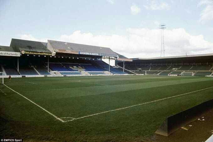 The Main Stand Maine Road