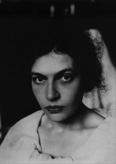 Jadwiga Witkiewiczowa, Zakopane, 1923