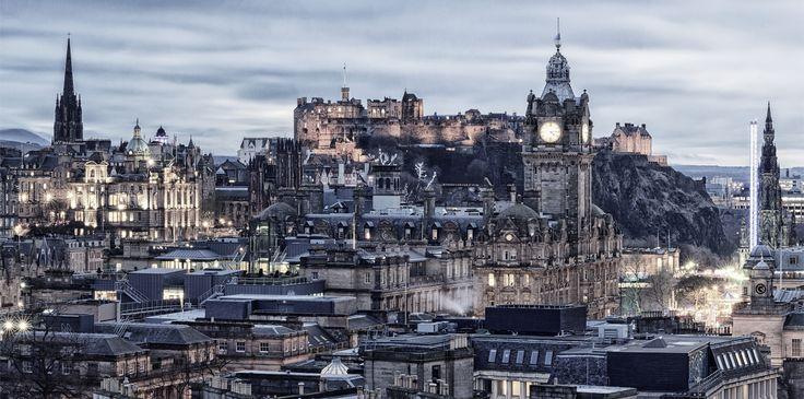 https://flic.kr/p/BYodZw | Auld Reekie | Edinburgh, Capital City of Scotland…