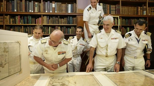 'Rare old Spanish maps on show at State Library of NSW', Sydney Morning Herald, 30 December 2014.