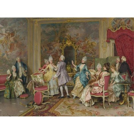 A game of tag by Arturo Ricci