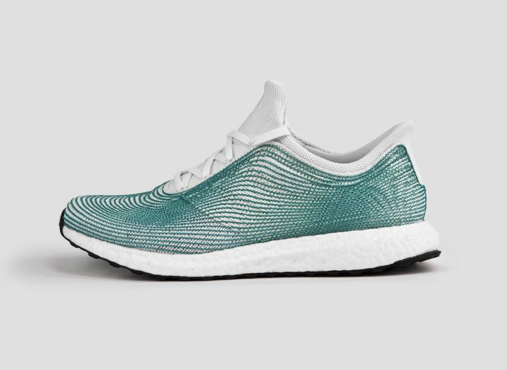 How to Make Sneakers Out of Trash: Designing the Adidas x Parley Ocean Shoe  -