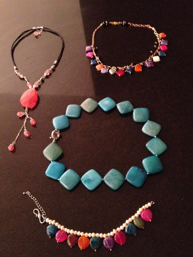 www.pretty-things.com.au - lovely semi precious stones and gems