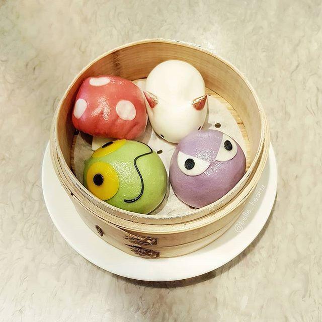 Too cute to eat! . Throwback to these adorable and yummy buns from my Taiwan trip.  #tbt . . . . . . . . . . . . . . . #beautifulcuisines  #buzzfeedfood #droolclub #eatingfortheinsta #eatstagram #eattherainbow #eattheworld #EEEEEATS #feedfeed #feedyoursoul #foodaddict #foodart #foodcoma #fooddiary  #foodforfoodies #foodgasm #foodgawker #foodgram  #foodie #foodies #foodisfuel  #foodporn #throwback #tbthursday #throwbackthursday