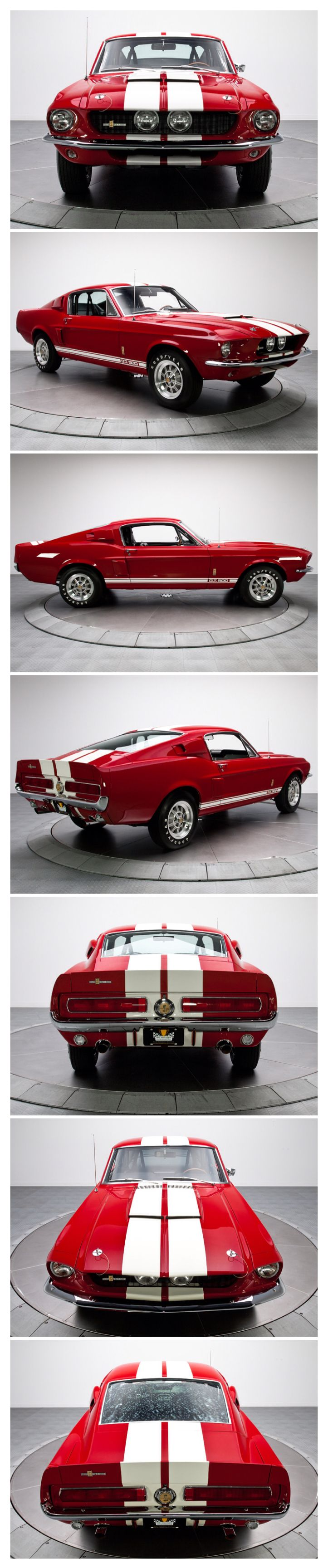 1967 Shelby GT500KR...Beep..Beep..Re-Pin Brought to you by #HouseofInsurance for #ClassicCarInsurance Eugene, Oregon
