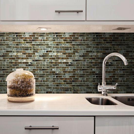 Ceramic Tile Backsplash Kitchen Ideas: 44 Best Backsplash Ideas Images On Pinterest