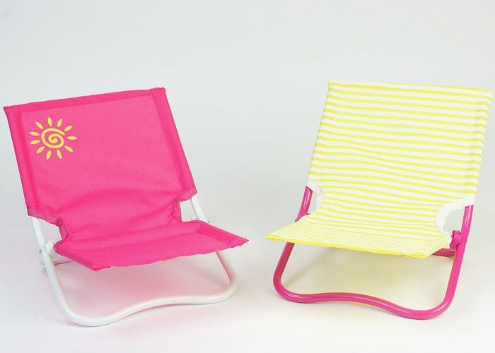 18 Inch Doll Lounge Beach Chair The Doll Boutique Beach Chairs American Girl Doll Sale 18 Inch Doll Furniture