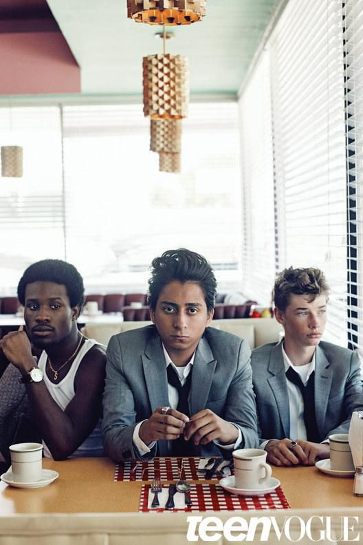 Meet the brightest and best talent in young hollywood—Tony Revolori