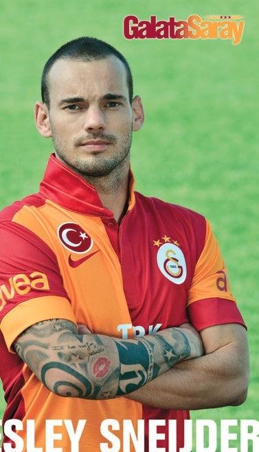 Hottie Dutch Wesley Sneijder