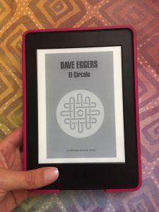 Libro El círculo de Dave Eggers