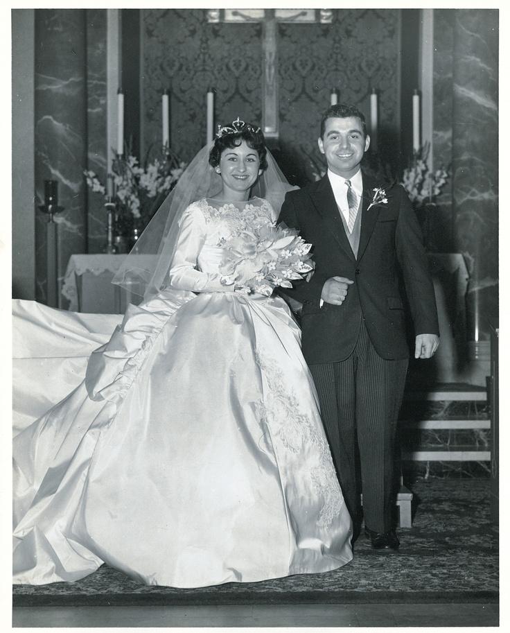156 besten 1960\'s Weddings Bilder auf Pinterest | Retro hochzeiten ...