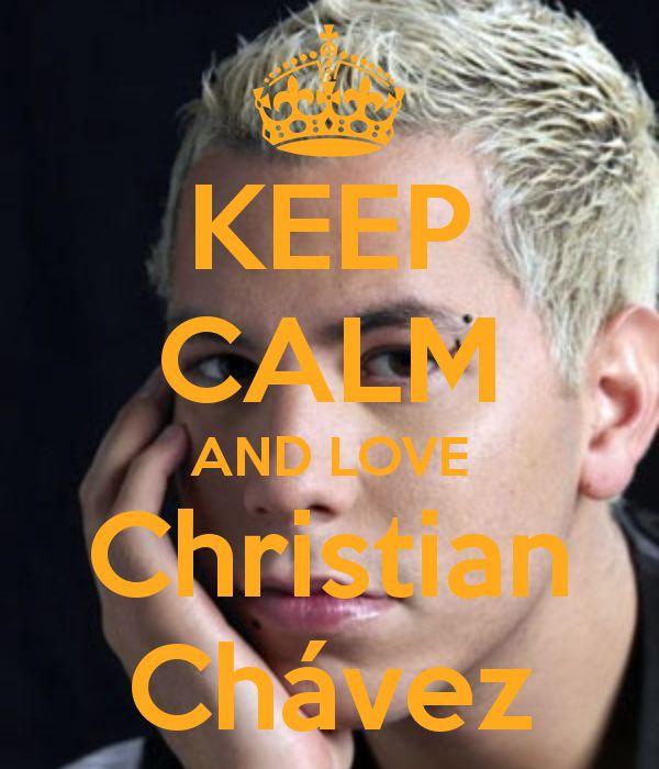 Keep calm: Christian Chávez (05)