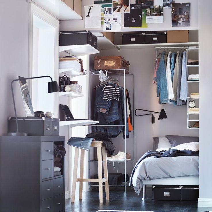 comment amenager une chambre de 10m2 7 r gles d 39 or pour. Black Bedroom Furniture Sets. Home Design Ideas