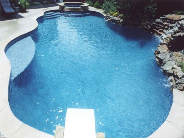 69 best images about pool on pinterest rock waterfall for 50000 pool design