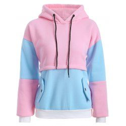 SHARE & Get it FREE | Pocket Drawstring Long Sleeve HoodieFor Fashion Lovers only:80,000+ Items • FREE SHIPPING Join Twinkledeals: Get YOUR $50 NOW!
